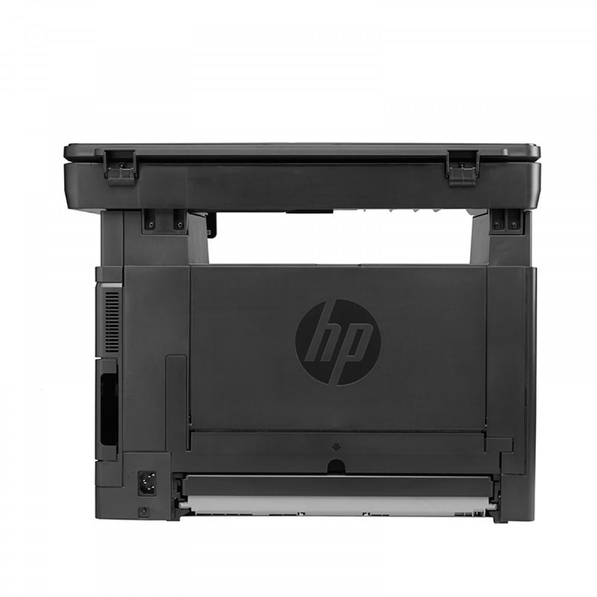 惠普(HP) 黑白激光一体机 M435NW A3幅面 黑色