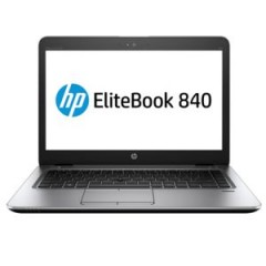 惠普笔记本电脑 HP EliteBook 840 G4-22010100057 i7-7500U/8G/256G SSD/集显/无光驱/无系统/14寸/加包鼠 银色