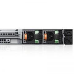 戴尔机架式服务器 R430 E5-2603 8G 1T 集显 DVDRW 无系统 550w冗 黑色