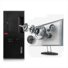 联想(ThinkStation)P318图形工作站 (I5-74008G1TB集显无光驱19.5寸显示器)