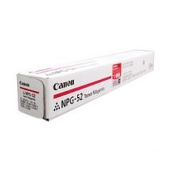佳能(CANON) NPG-52M 红色 碳粉 适用于C2025C2030C2220C2225C2230C2220L 打印量23000页
