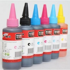 加丽(CORALJET)添加墨水 100毫升 适用于EPNCANHPLEX通用 黑色 打印量2800页