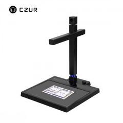 成者科技CZUR高拍仪 Shine 1000C Plus S1IU3(A4幅面/主摄1000万像素+副摄500万像素/LED补光灯/智能纠偏/OCR文字识别/人证对比/3个USB接口)