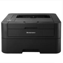 联想Lenovo黑白激光打印机 LJ2605D(A4幅面/自动双面/30页每分钟/250页大纸盒)