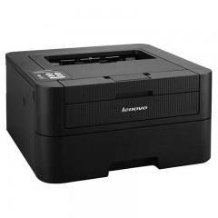 联想Lenovo黑白激光打印机 LJ2655DN(A4幅面/自动双面/USB+网络打印/高速30页每分钟/250页大容量纸盒/一年上门服务)